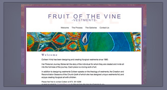 Fruit of the Vine _ Lois Reed Designs