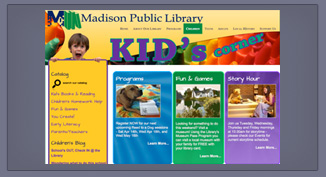 Madison Public Library _ Lois Reed Designs