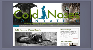 Cold Noses Foundation_ Lois Reed Designs