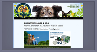 Natural Cat & Dog _ Lois Reed Designs