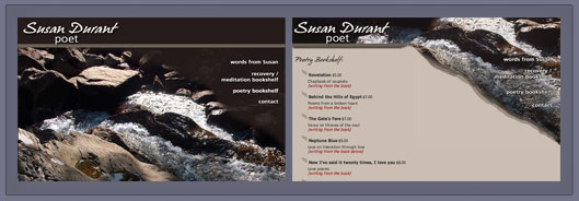 Susan Durant Poetry _ Lois Reed Designs