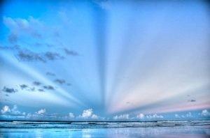 Sunset Reflection, EsterSt NSB
